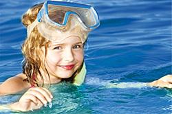 Plongée enfant Bouillante @ Bleu Passion Guadeloupe