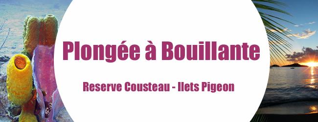 Plongée Bouillante
