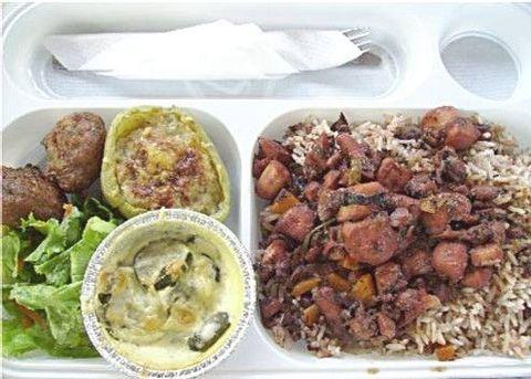 Un délicieux plat de chatrou. Photo Atout Guadeloupe