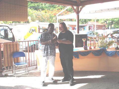 Photo¨Pigeon Antilles
