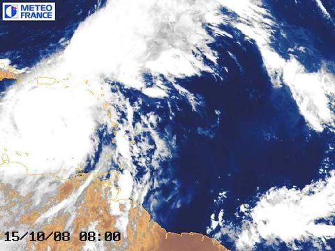 Tempête tropicale Omar