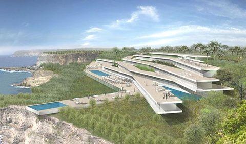 Plan d'aménagement d'Anse Bertrand, Vigiegate 2