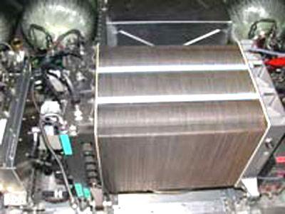 Piles à combustible à bord d'un air Bus