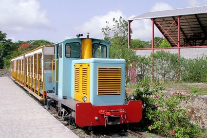 Le petit train de Beauport