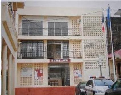 Mairie de Capesterre deMarie Galante