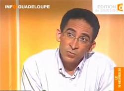 Willy Angel, MEDEF Guadeloupe préparait son projet en coulisse