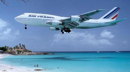 Air France, billet avion guadeloupe