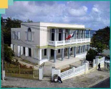 Mairie d' Anse Bertrand
