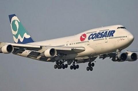299 euros aller retour dans les deux sens pour Corsairfly !