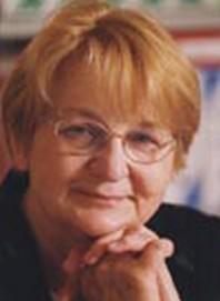 Maria Nowak,  présidente de l' ADIE