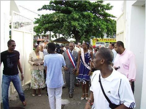 Pas de fête communale à Vieux Habitants en 2009 !