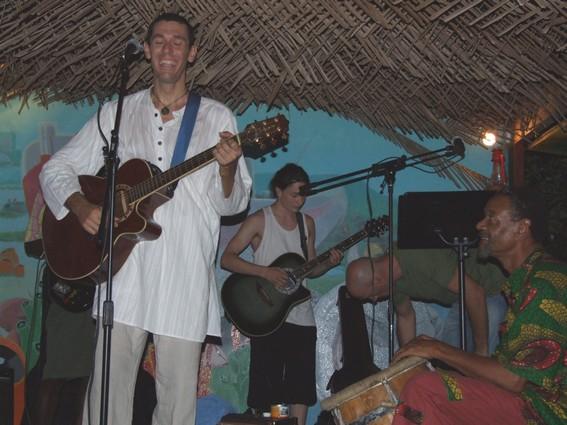 Concert au restaurant ''La Touna'' le mardi 5 mai 2009