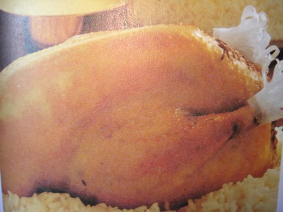 Poule au riz, ''Man Popo''