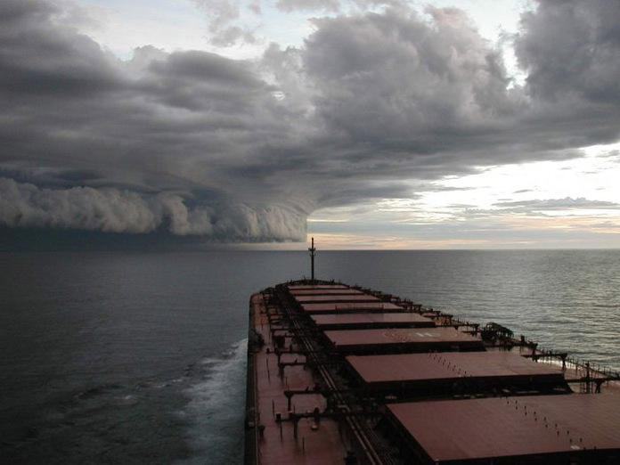 Cyclone Graham, photo ASRM