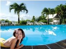 Complexe hotelier Au jardin tropical de Bouillante