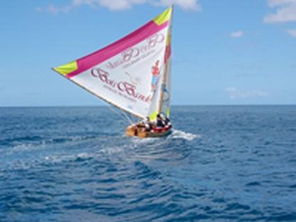 Tour de la Guadeloupe de voile traditionnelle, 2éme et 3éme étape