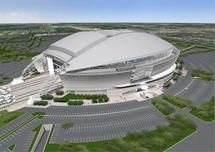 Le nouveau Dallas Cowboys Stadium