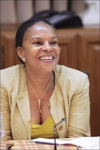 Madame Taubira - Delanon, députée de Guyane