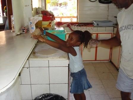 Petite Anse, royaume  du Bokit