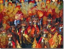 Défilé carnaval de Guadeloupe