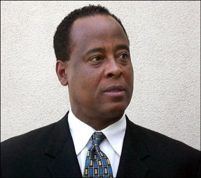 Conrad Murray.  AFP/Archives/Stradley, Chernoff et Alford LLP/