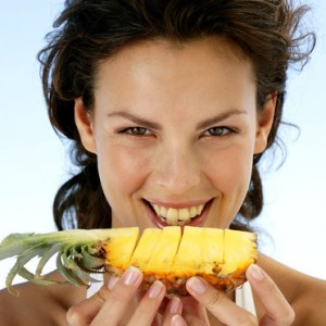 Perdre du poid le r gime l 39 ananas for Regime ananas
