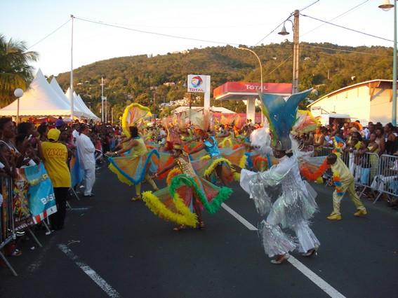 Carnaval de Guadeloupe 2010 à Bouillante : photos, vidéos