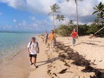 En vacances en mars, sites touristiques et randonnées