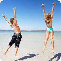 En août pendant les grandes vacances, serez vous en Guadeloupe ?