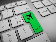 plus de la moitié des internautes français préparent leurs achats de voyages sur internet