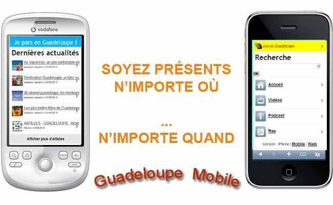 Guadeloupe Mobile
