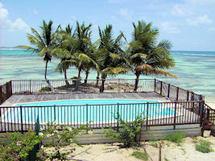 Tourisme Sainte-Anne : location bord de mer et piscine