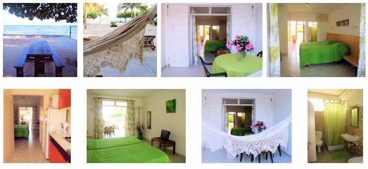 Un rêve à portée de main, la location d'un studio de Guadeloupe paradisiaque