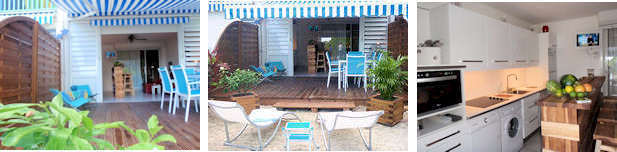 location appartement guadeloupe de standing