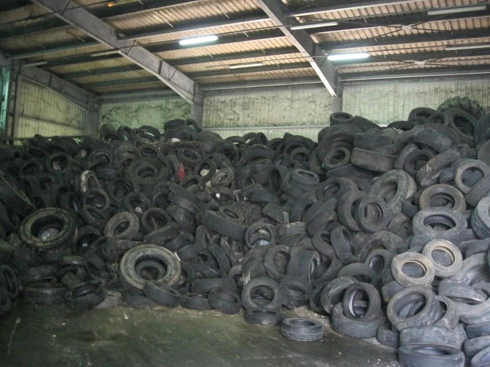 Que deviennent vos vieux pneus ?