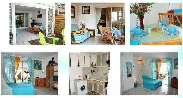 Tout le confort d'une location d'apaprtement en Guadeloupe d'un agent de voyage local