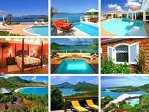 Villa antilles @ french caribbeen villa