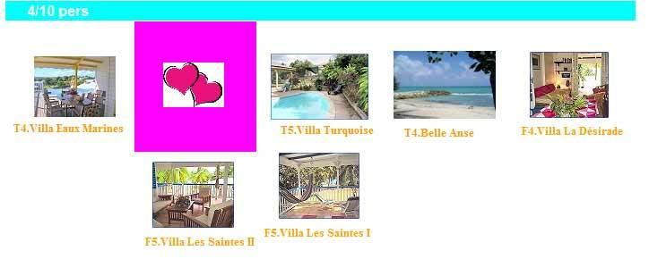Location villa Guadeloupe à petit prix en un clic