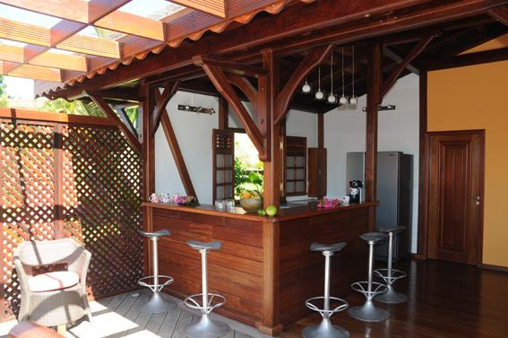 Villas de rêve pour vos vacances en Guadeloupe, Résidence de la Cousinière