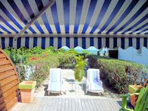 Location appartement bord de mer en Guadeloupe Le Ponton Bleu N°7