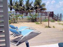 Location appartement bord de mer en Guadeloupe Le Ponton Bleu N°19