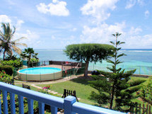 Location appartement bord de mer en Guadeloupe Club Marine 10
