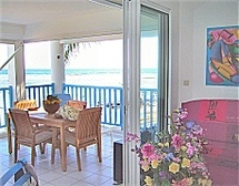 Location appartement bord de mer de luxe en Guadeloupe  Paradise Club Marine 20