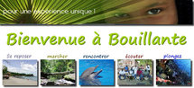 Bouillante, la ville écotouristique de Côte sous le Vent