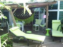 la location de bungalow en Guadeloupe Datura