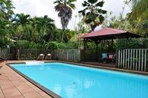 location de gites et bungalows ern Guadeloupe GWOCAILLOU