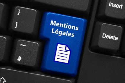 Les mentions légales sont obligatoires sur un site web de loueur de biens de vacances