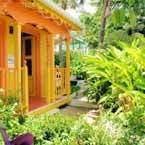 Bureau accueil agence voyage Guadeloupe Verger de Sainte Anne