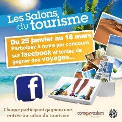 Salon mondial du tourisme 2012