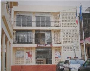 guadeloupe- mairie
